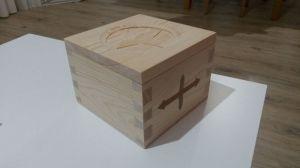 Caja Madera, Talla Marqueteria