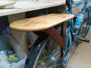 Porta Bultos Bicicleta.